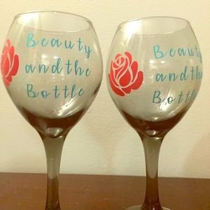 Other - Wine glass set
